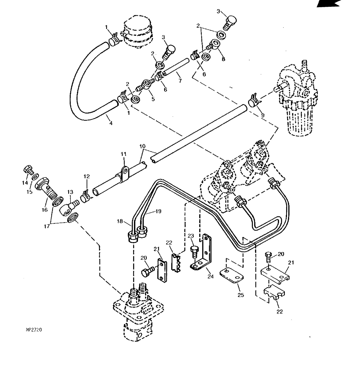 Injector Parts/Fuel Filters/Glow Plugs for John Deere ... on john deere injection pump wiring diagram, john deere ignition wiring diagram, john deere battery wiring diagram, john deere temperature sensor wiring diagram, john deere generator wiring diagram, john deere alternator wiring diagram,
