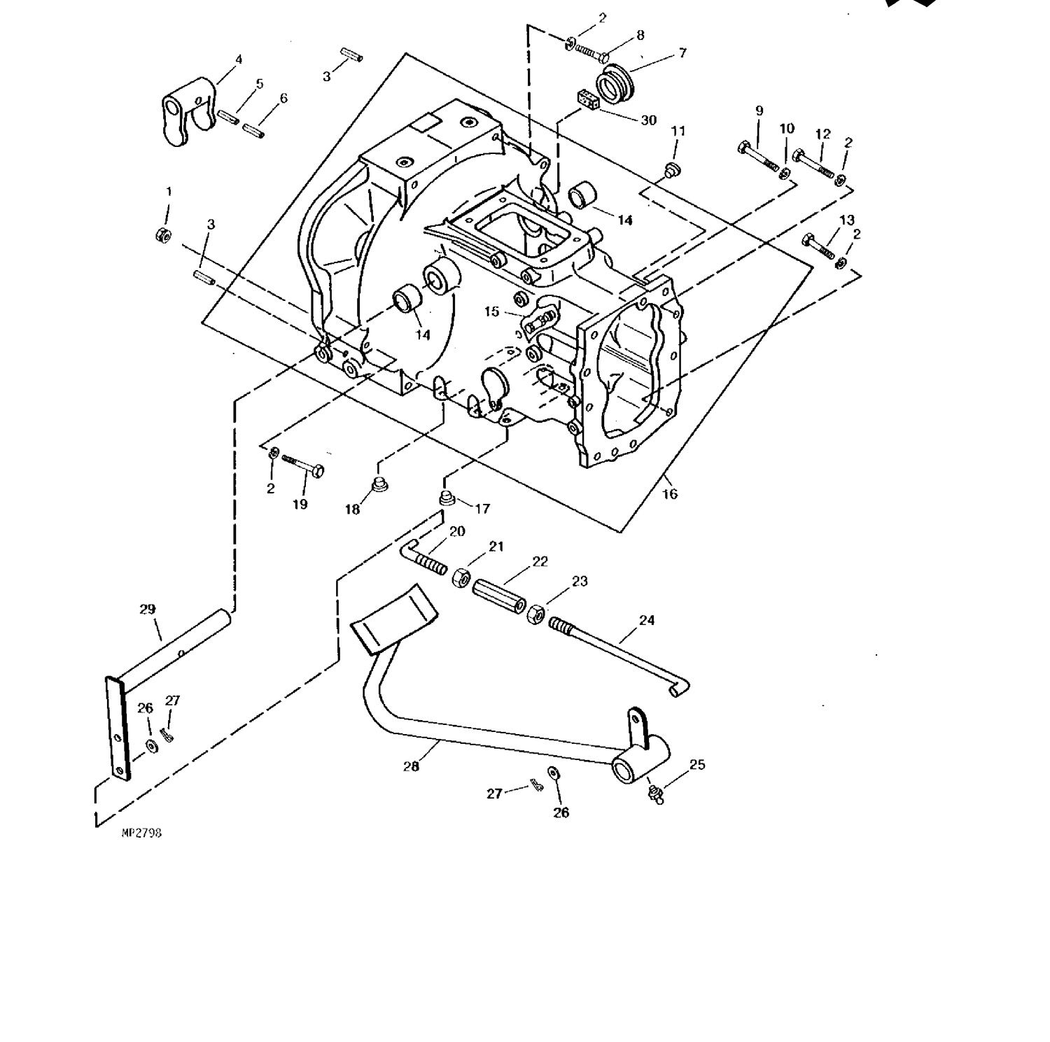 branson tractor wiring diagram clutch rod end  l h thread ch11398 john deere compact  clutch rod end  l h thread ch11398 john deere compact