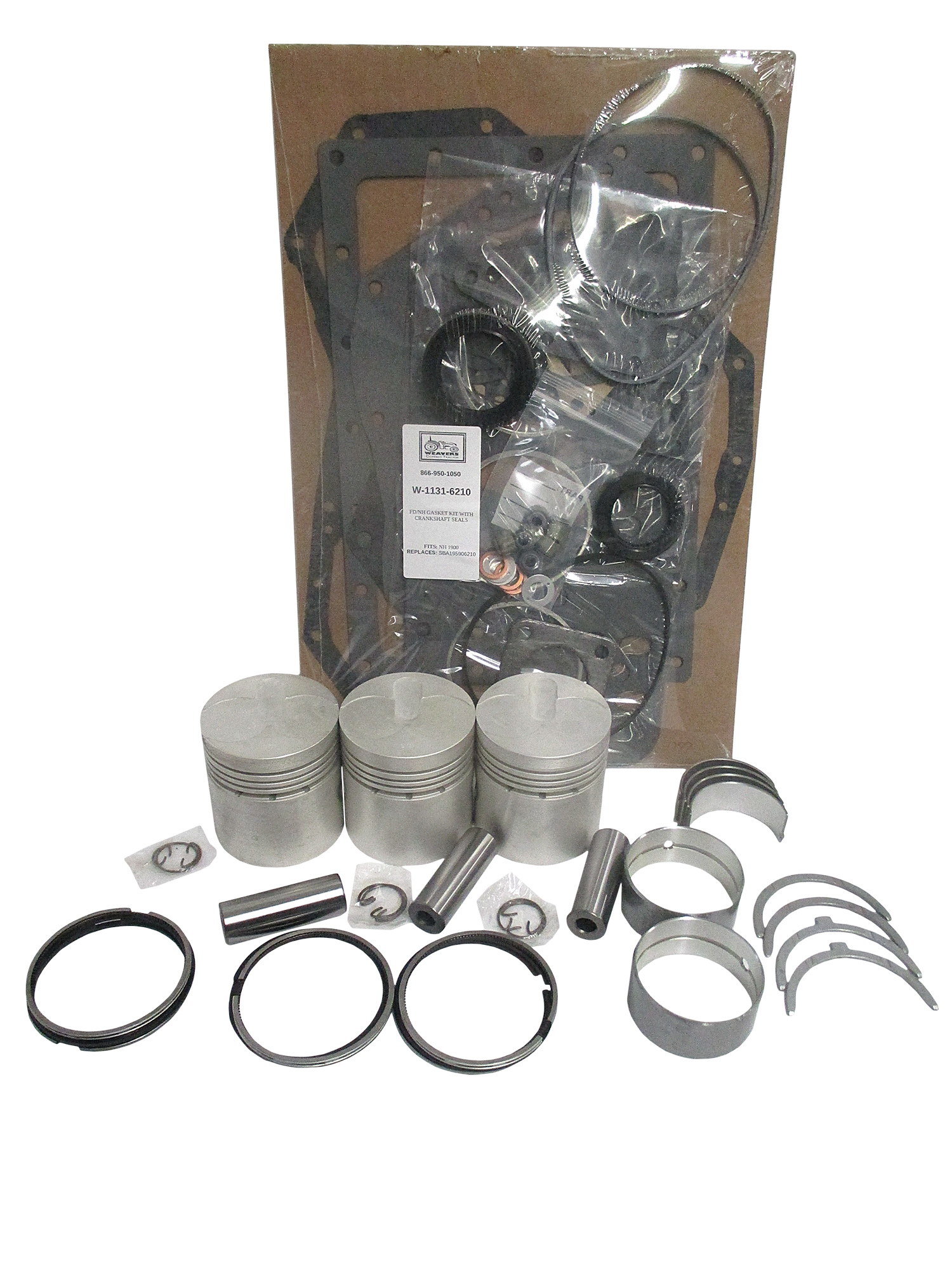 Engine Rebuild Kits For Ford New Holland Compact Tractor Engines 1710 Wiring Harness Picture Rebuilt Kit