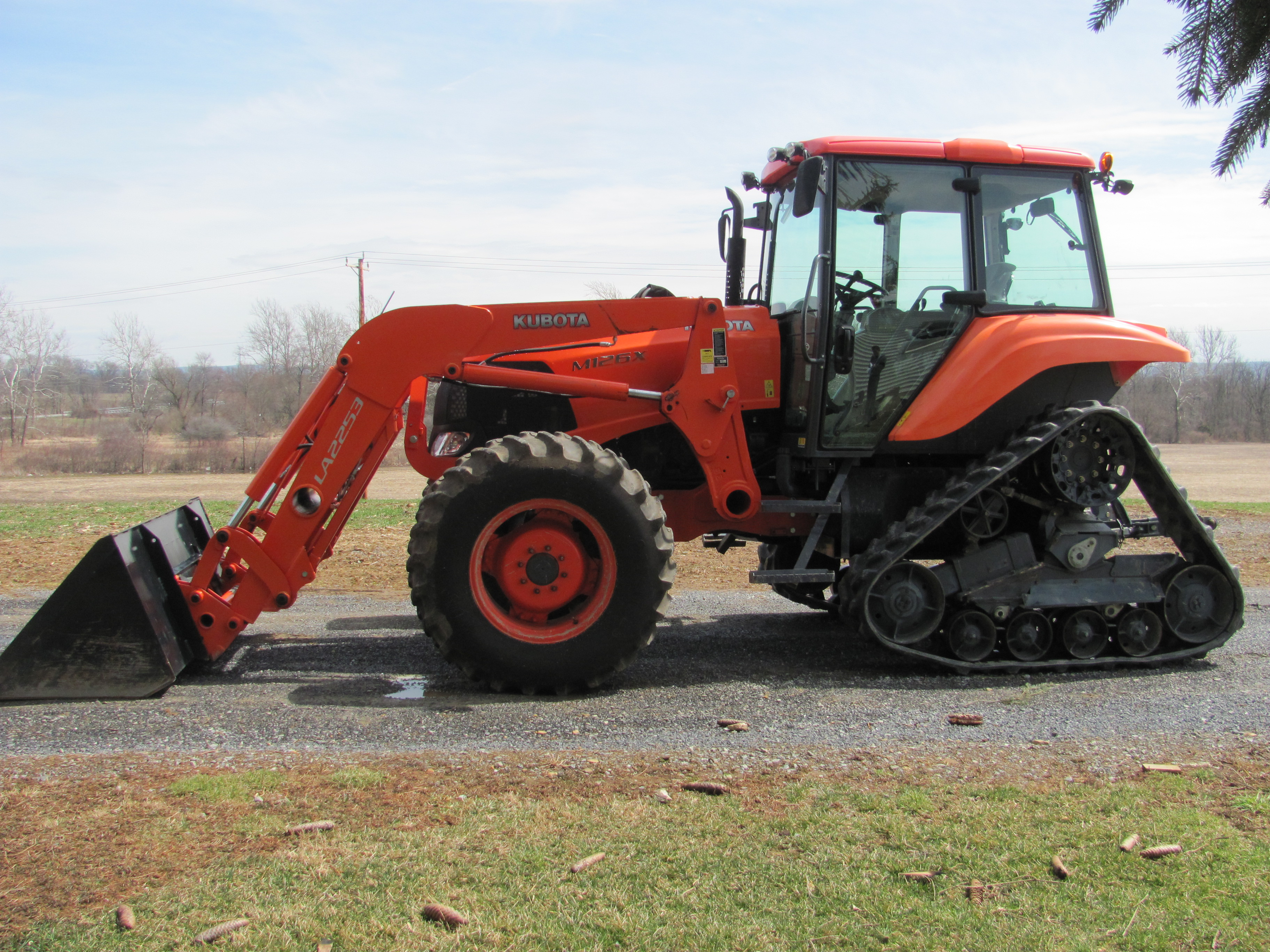 Kubota Tractor Salvage : Buy your compact tractor parts online weaver s
