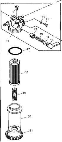 Injector Parts/Fuel Filters/Glow Plugs for John Deere