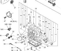 Tractor Parts for Ford/New Holland Compact Tractors